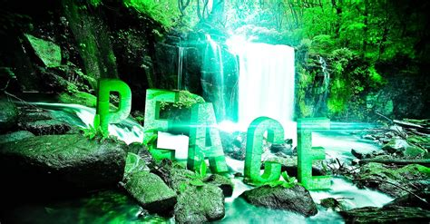 peaceful nature water wallpapers weneedfun