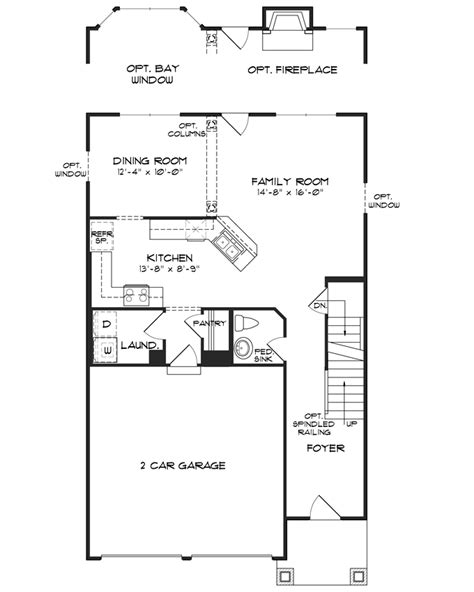 Impressive Single Family Home Plans #8 Single Family Home