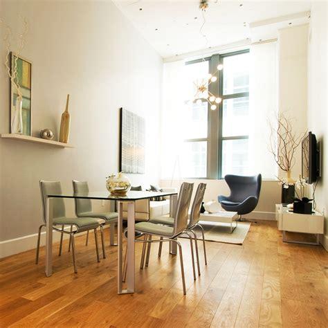 coin bureau dans salle à manger 5 astuces pour créer un coin salle à manger dans un petit