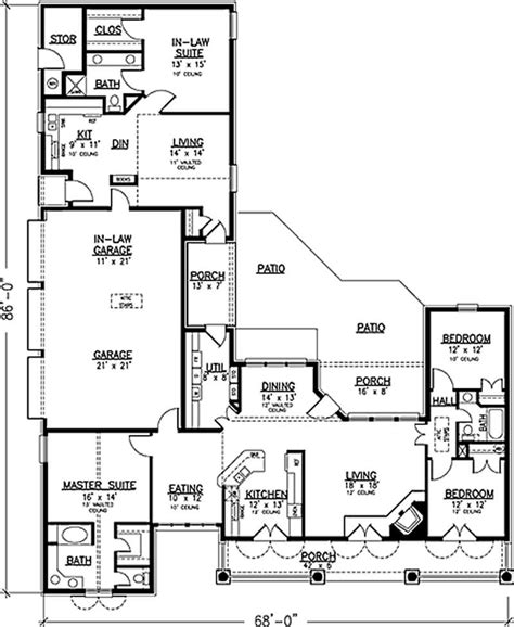 country house plan    bedrm  sq ft home theplancollection