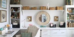 55+ Best Home Office Decorating Ideas - Design Photos of