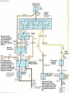 Wiring Diagram For Ac Blower Motor