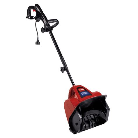 toro power shovel    amp electric snow blower