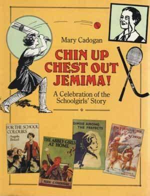 chin  chest  jemima  celebration   schoolgirls story  mary cadogan