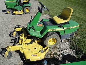 John Deere F525 Lawn  U0026 Garden And Commercial Mowing