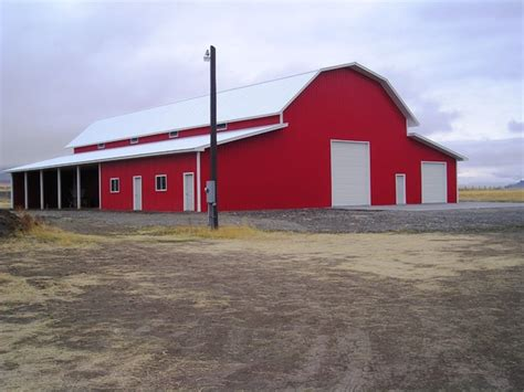 Rv Barns With Living Quarters