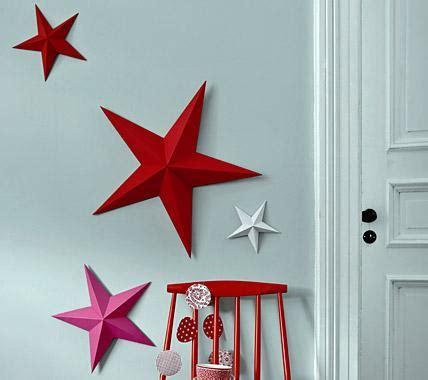 Fensterdeko Weihnachten Mit ästen by Deko Mit Sternen Ideen Zu Weihnachten Sterne Selber