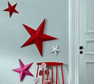 Weihnachtsstern Selber Basteln : deko mit sternen ideen zu weihnachten living at home ~ Lizthompson.info Haus und Dekorationen
