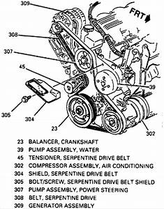 1995 Buick Centry What Size Belt To By Pass Ac