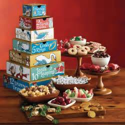 12 days of christmas gift tower great gifts for christmas and the holiday season