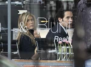 "Jennifer Aniston And Paul Rudd Film ""Wanderlust"""