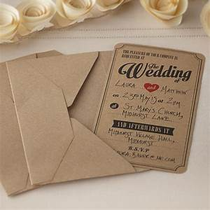 vintage affair wedding invitations ginger ray With wedding invitation paper suppliers johannesburg