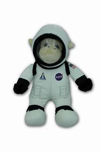 Stuffed Space Toys