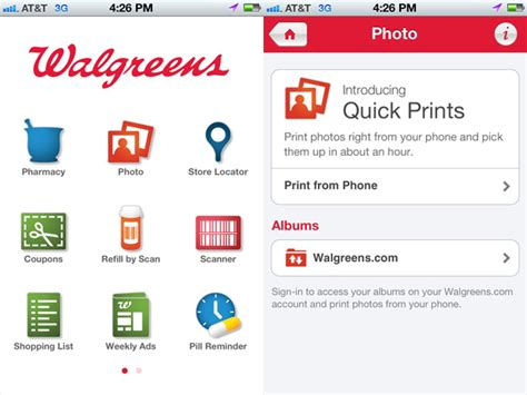 how to print pictures from phone at walgreens on nearly instant photofinishing direct from your