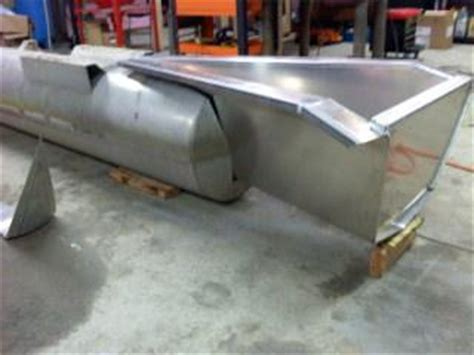 Boat Gas Tank Pitting by Liquid Asset 1983 Riviera 20ft Rebuild Pontoon Forum