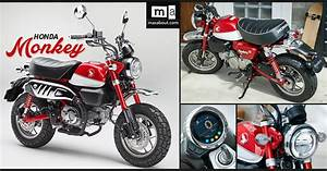 Honda Monkey 125 : honda monkey 125 with usd forks abs officially unveiled ~ Melissatoandfro.com Idées de Décoration
