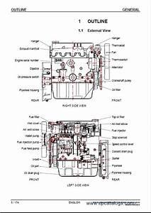 Mitsubishi Diesel Engines Sq