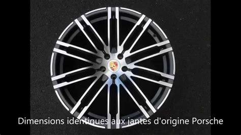 Jantes Alu Porsche Macan Turbo 21 pouces WSP Italy W1057 ...