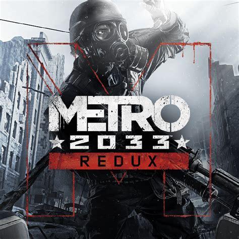 Metro 2033 Redux Game Ps4 Playstation