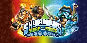 Skylanders Swap Force Wii U Games Nintendo
