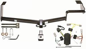 Trailer Hitch Fits 2006  Wiring Harness No Drill