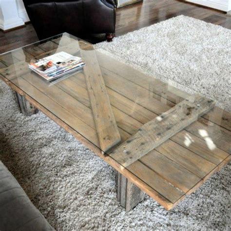 separation de bureau en verre la table basse bois et verre en 43 photos d 39 intérieur