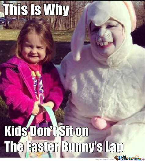 Funny Happy Easter Memes - a very happy easter bunny by bongkeie meme center