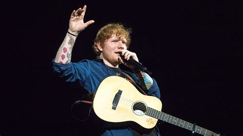 Ed Sheeran Covers The Pogues' 'fairytale Of New York