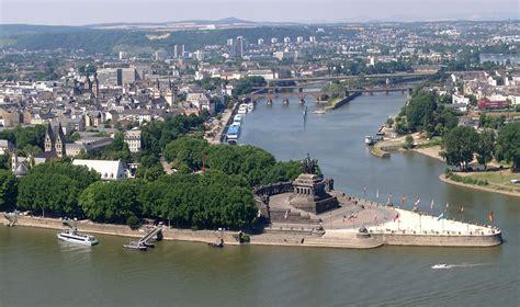 In Koblenz by K D Boat Dock From Koblenz Station Koblenz Forum