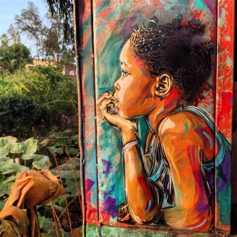 craziest street wall artwork    world