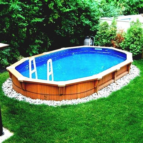 Ground Pool Patio Backyard Ideas Landscaping Lauren