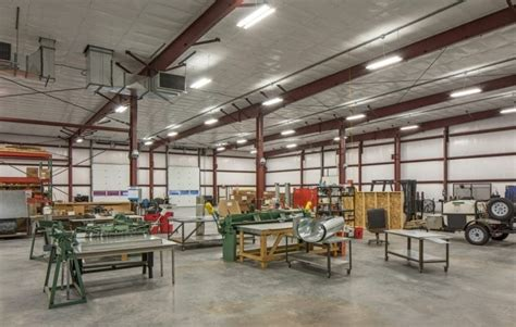 hayes mechanical  office  fabrication facility