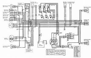 1982 Kawasaki Klt 250 Wiring Diagram