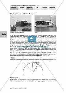 Berechnen Kreisumfang : geometrie die grafische herleitung des satz des pythagoras und anwendungsaufgaben mit l sungen ~ Themetempest.com Abrechnung