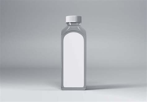 The biggest source of free photorealistic bottle mockups online! Free Transparent Small Plastic Bottle Mockup (PSD)