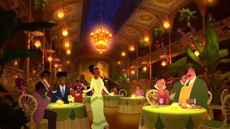 The Princess And The Frog The 4th Wall