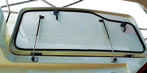 Gas Struts For Boat Hatches by Install An Electric Hatch Lifter Boatus Magazine
