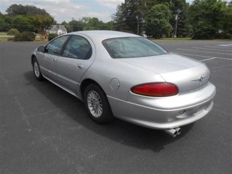 2004 Chrysler Concorde Lxi by Find Used 2004 Chrysler Concorde Lxi In 853 S Salisbury St