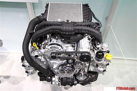 subaru boxer engine turbo photos of subaru boxer 1 6l direct injection turbo dit