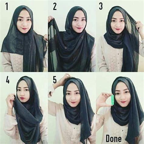 tutorial hijab  nursani rahmani whi
