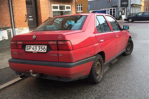 A Photo For Saturday 1995 Alfa Romeo 155 20 16v Super