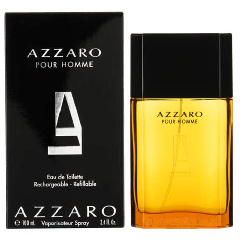 Azzaro Pour Homme Azzaro Pour Homme Eau De Toilette 100ml Clicks