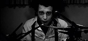 scary tim burton Black and White creepy horror dark johnny ...