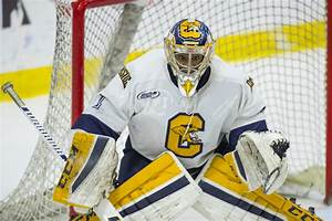 Canisius College goalie Charles Williams named Hobey Baker ...