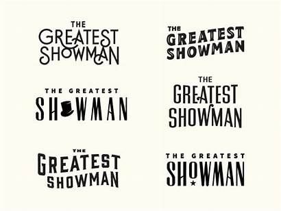 Showman Greatest Word Movie Clipart Concepts Fox