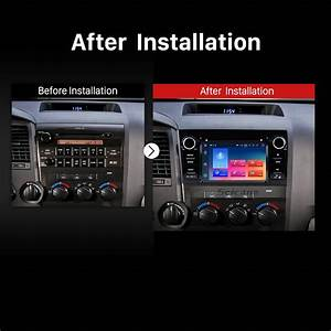 Android 8 0 2006 2007 2008 2009 2010 2011 Toyota Sequoia