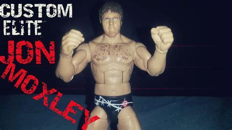 Custom Elite Jon Moxley (dean Ambrose) Review/unboxing