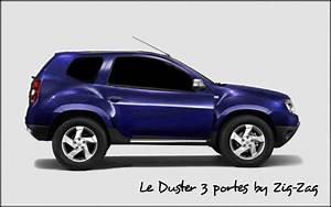 Suv Portes Le Duster Portes Duster Dacia Forum Marques Concept - Suv 3 portes