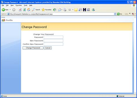 aspx login page template hosting unique sharepoint on a single server steve lineberry