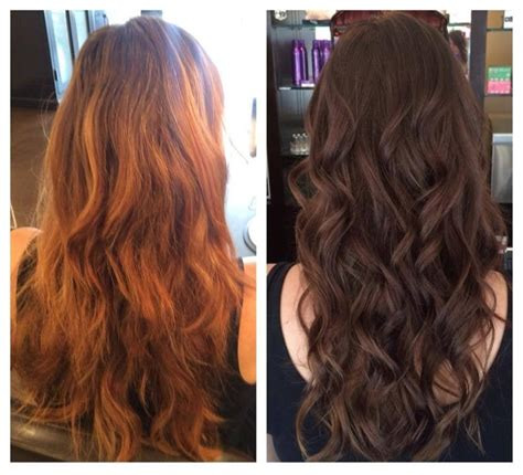 hair color dark to light dark to light hair color before and after www imgkid com